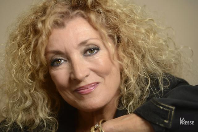 Marie Michèle Desrosiers présente son concert de Noël... (Archives, La Presse)