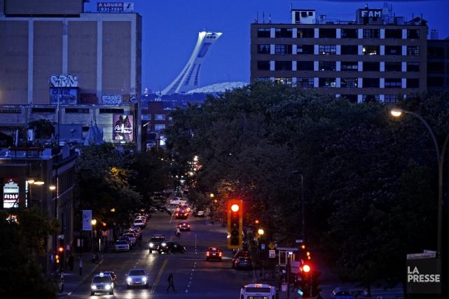 Que penser d'une «métropole» incapable de gérer les... (Photo Bernard Brault, archives La Presse)