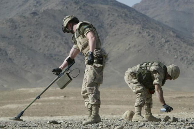 L'organisme de surveillance International Landmine Monitor avait rapporté... (Archives PC)