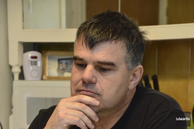 Sylvain Duceppe n'écarte pas la possibilité de faire... (photo archives La Voix de l'Est)