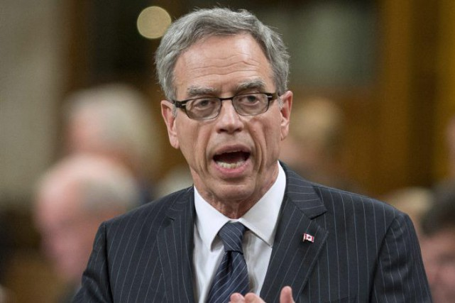 Le ministre des Finances du Canada, Joe Oliver... (PHOTO ADRIAN WYLD, LA PRESSE CANADIENNE)
