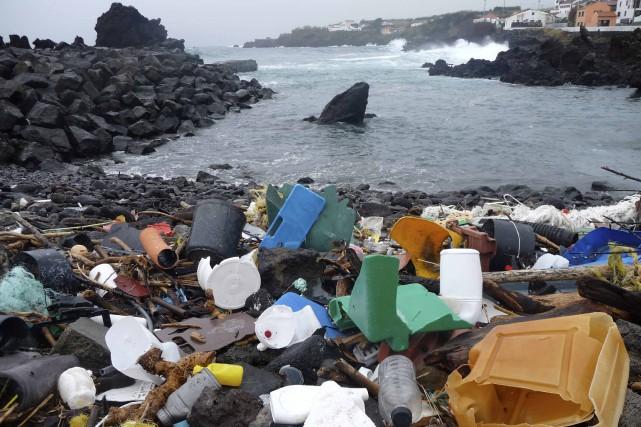 L'impact de la présence de ce plastique sur... (PHOTO MARCUS ERIKSEN, ARCHIVES REUTERS)