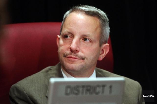 Le conseiller Mike Duggan reproche à l'administration municipale... (Archives, LeDroit)