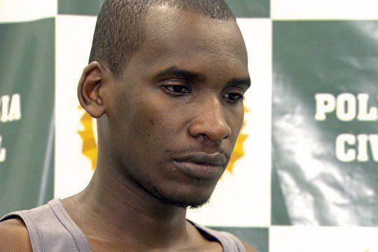Sailson José das Graças a avoué avoir tué... (PHOTO AFP/Police brésilienne)