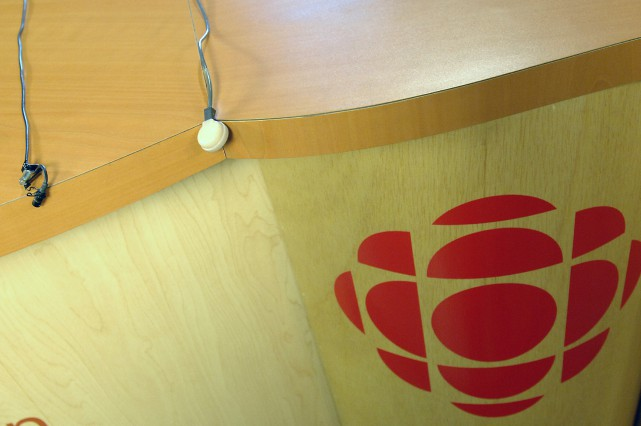 Le bulletin de nouvelles de Radio-Canada Saguenay-Lac-Saint-Jean sera amputé de... (Archives)