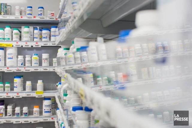 L'industrie de recherche pharmaceutique est la première à convenir que les... (PHOTO EDOUARD PLANTE-FRÉCHETTE, ARCHIVES LA PRESSE)