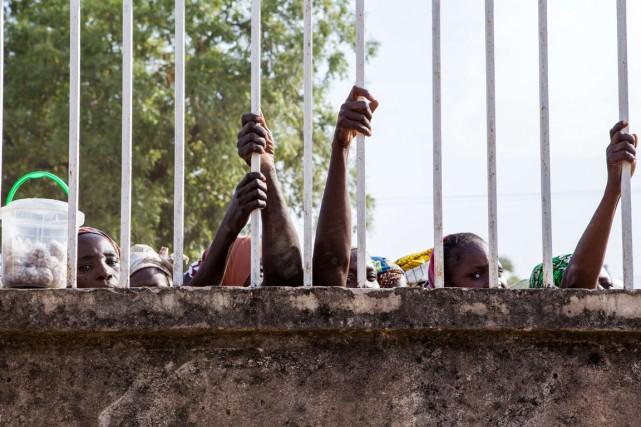 L'insurrection de Boko Haram et sa répression féroce... (PHOTO: AFP)