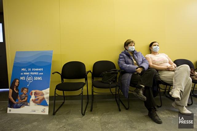 Soyez prévenus! Le virus de l'influenza risque de faire partie de vos invités... (Archives La Presse)