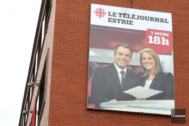 Radio-Canada a annoncé jeudi que ses bulletins d'information seraient réduits à... (Archives La Tribune)