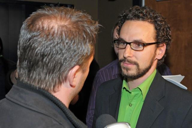 Nicolas Mainville considère que Greenpeace n'a rien à... ((Courtoisie))