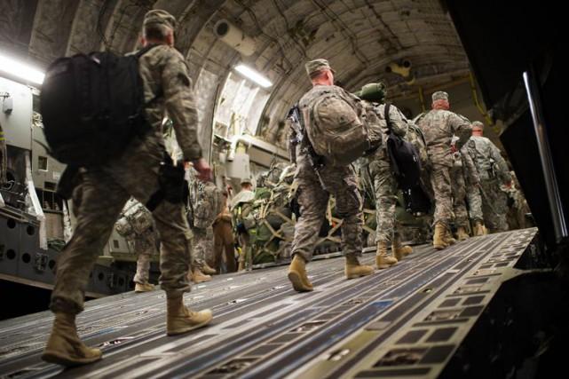 Pour justifier, du moins en partie, l'invasion de... (Archives AFP)
