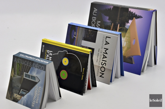 Cadeau dépanneur par excellence, le livre est un gage de plaisir tant pour le... (Le Soleil, Patrice Laroche)