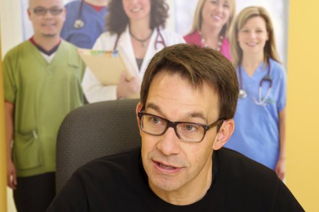 Le Dr Patrick Laplante est l'initiateur du Défi... (photo Alain Dion)