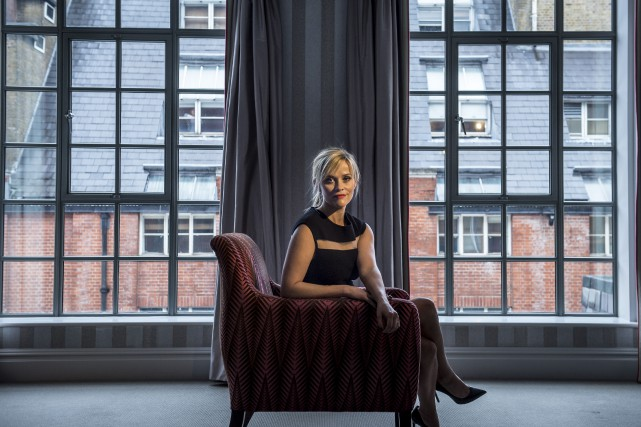 Reese Witherspoon... (Photo Andrew Testa, The New York Times)