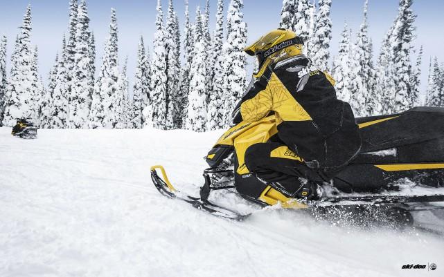 Le fabricant des véhicules récréatifs Ski-Doo, Sea-Doo et Can-Am a connu un... (Photo fournie par BRP)