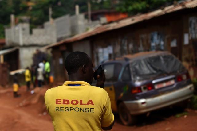 Ebola, l'un des virus les plus dangereux pour... (PHOTO FRANCISCO LEONG, ARCHIVES AFP)