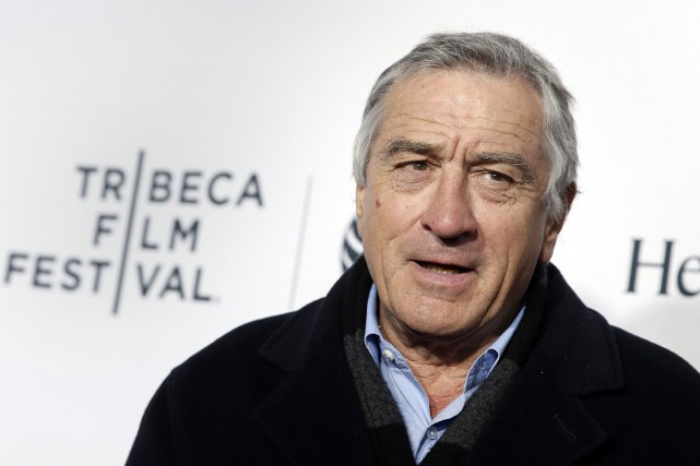Robert de Niro... (Photo archives Reuters)