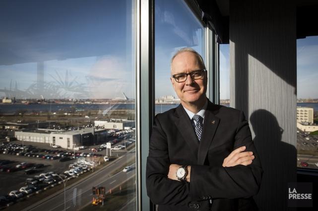 Robert Coallier, gestionnaire de carrière, est celui qui... (PHOTO OLIVIER PONTBRIAND, LA PRESSE)