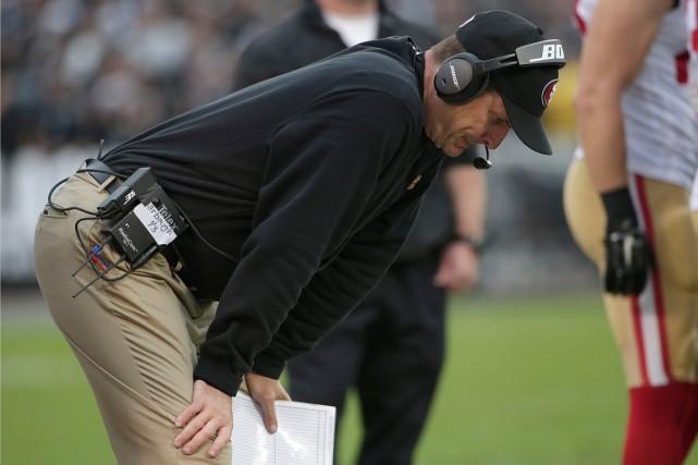 Selon toute vraisemblance, les 49ers tenteront d'échanger Jim... (Photo AP)
