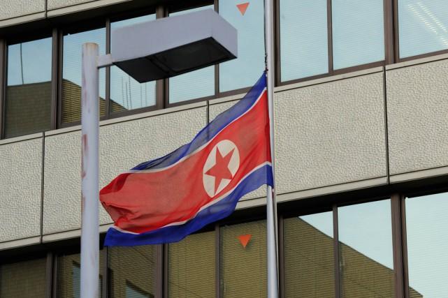 La Corée du Nord a accusé dimanche les autorités américaines d'avoir agressé... (PHOTO TORU YAMANAKA, ARCHIVES AFP)