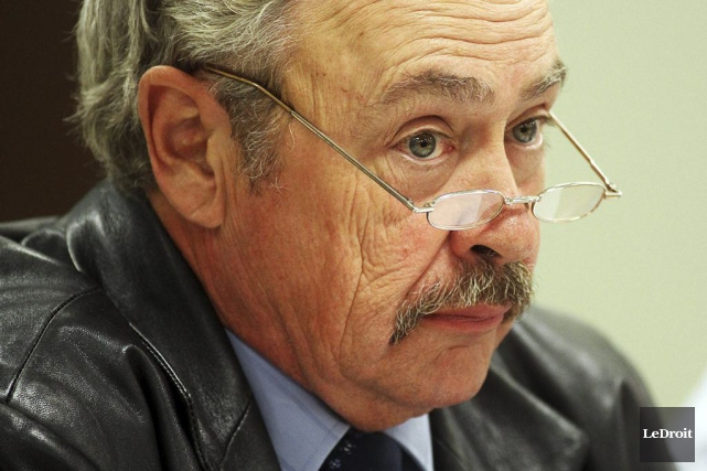 Le maire de Clarence-Rockland, Guy Desjardins.... (Étienne Ranger, Archives LeDroit)