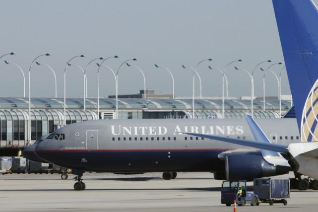 Les passagers d'un vol entre les États-Unis et l'Australie sont restés bloqués... (PHOTO JOHN GRESS, ARCHIVES REUTERS)