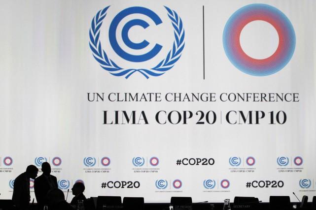 La Conférence de l'ONU sur le climat, qui... (PHOTO ENRIQUE CASTRO-MENDIVIL, REUTERS)
