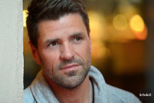 À 41 ans, le chanteur Marc Dupré choisit... (Le Soleil, Yan Doublet)