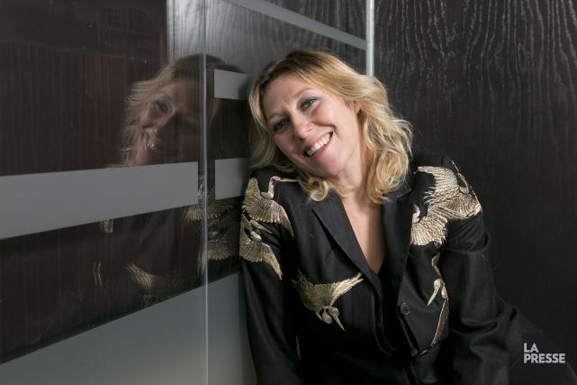 Martha Wainwright (sur la photo) proposera en novembre... (PHOTO HUGO-SEBASTIEN AUBERT, LA PRESSE)