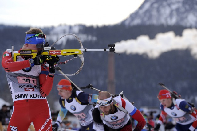 La Russie a remporté la compétition, devant la... (Archives AFP)