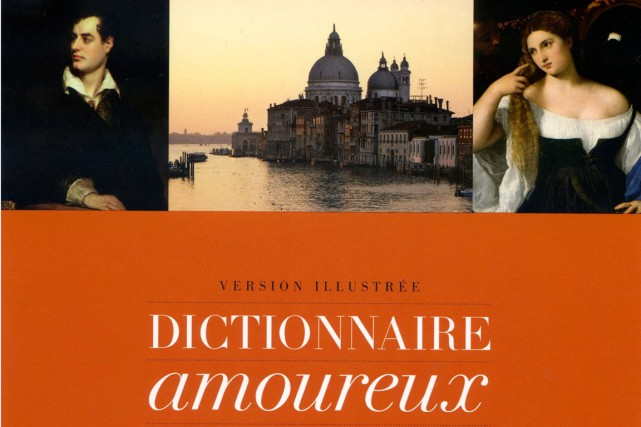 Devant un «beau livre» commeLe dictionnaire amoureux de Venise, on...