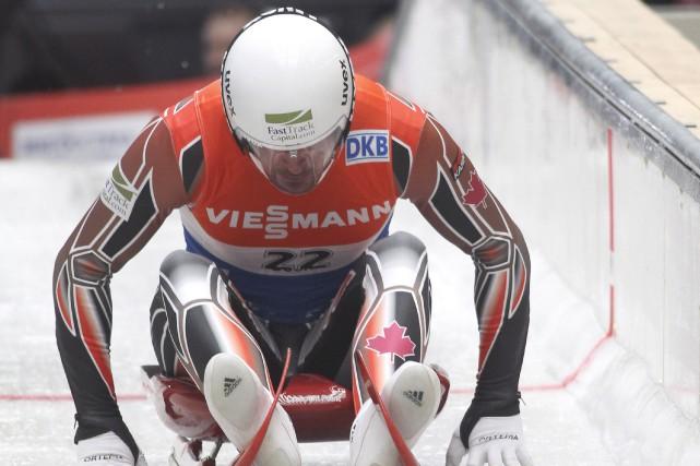 Sam Edney... (Photo archives La Presse Canadienne/Comité olympique canadien)