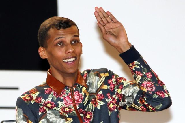 Stromae a reçu un «award d'honneur» auNRJ Music... (PHOTO ERIC GAILLARD, REUTERs)