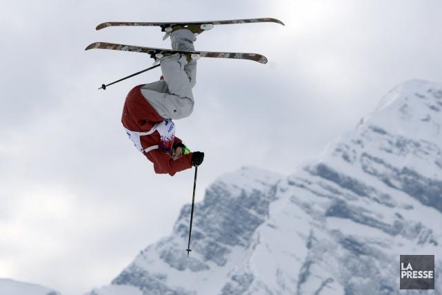 Kim Lamarre, médaillée de bronze aux Jeux de... (Photo Bernard Brault, Archives La Presse)