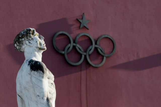 La candidature de Rome pour accueillir les Jeux... (PHOTO GREGORIO BORGIA, ARCHIVES AP)