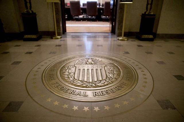 La banque centrale divulguera mercredi ses nouvelles prévisions... (PHOTO ANDREW HARRER, ARCHIVES BLOOMBERG)