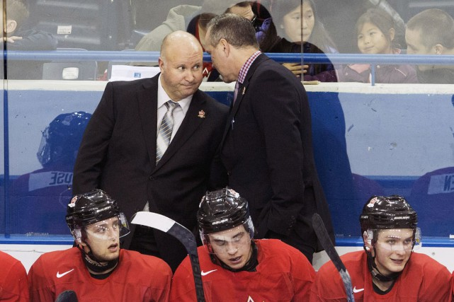 La troupe de l'entraîneur Benoit Groulx entamera son... (PHOTO CHRIS YOUNG, PC)