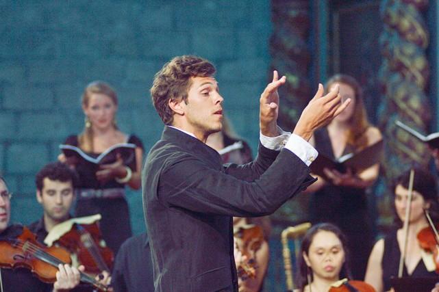 Raphaël Pichon... (Photo bertrand pichène)