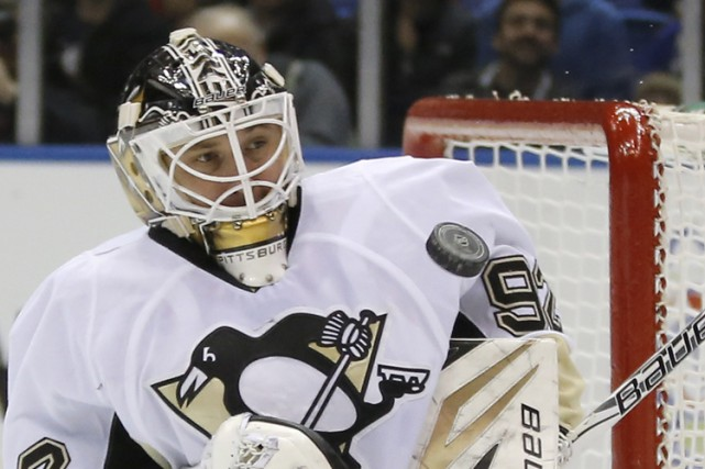 Tomas Vokoun a porté l'uniforme des Penguins la... (Archives Reuters)