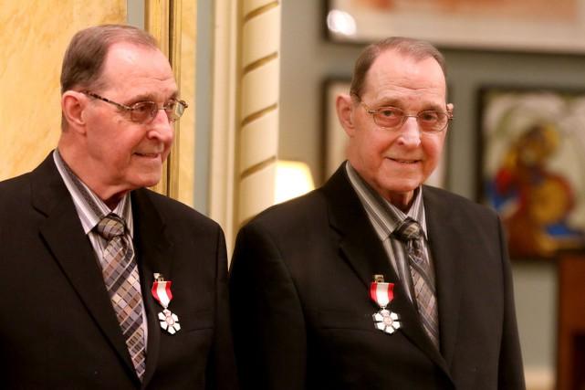 L'Ordre du Canada c'est la «cerise sur le... (Patrick Woodbury, Archives LeDroit)