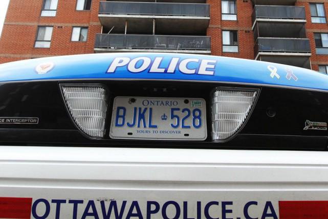 La police d'Ottawa a arrêté Jeffrey Weber, 31 ans, en lien avec l'agression au... (Archives LeDroit)