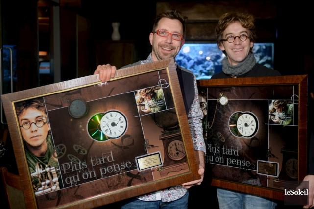Trois semaines après sa sortie, le quatrième album de Fred Pellerin,Plus... (Photo: Le Soleil)