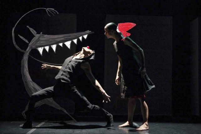 Suites curieusesest une «très libre adaptation duChaperon rouge»,... (PHOTO FOURNIE PAR CAS PUBLIC)