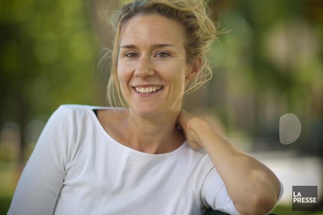 Édith Cochrane tiendra le rôle principal dans la version québécoise de la série... (ANDRÉ PICHETTE, ARCHIVES LA PRESSE)