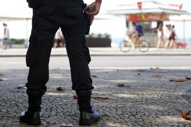 Les policiers de l'État de Piaui croient que... (Photo SERGIO MORAES, Reuters)