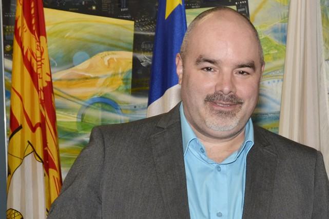Benoit Doyon-Gosselin, Trifluvien d'origine et titulaire de la...