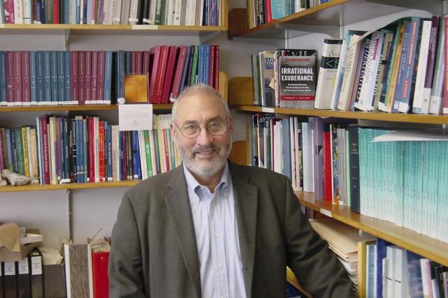 Le Prix Nobel d'économie Joseph Stiglitz.... (Photo archives)