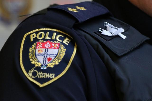 Près de 30 personnes, âgées de 16 à 61 ans, font partie des suspects arrêtés... (Archives, LeDroit)