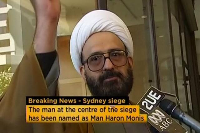 Les médias australiens parlent plutôt d'un individu «dérangé»... (Photo Reuters)