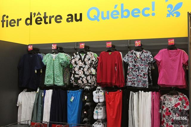 Sherbrooke aura un deuxiême magasin Tigre géant dès l'an prochain. La direction... (Archives La Presse)